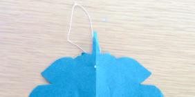 梶の葉かざり作り方2