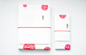 掛け紙(無料)