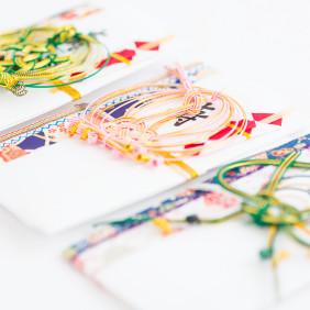 千代紙 寿 熨斗袋