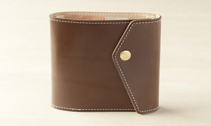 カード入れ付き薄型財布
