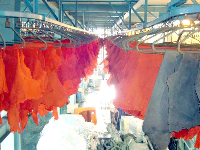 タイの工場にて