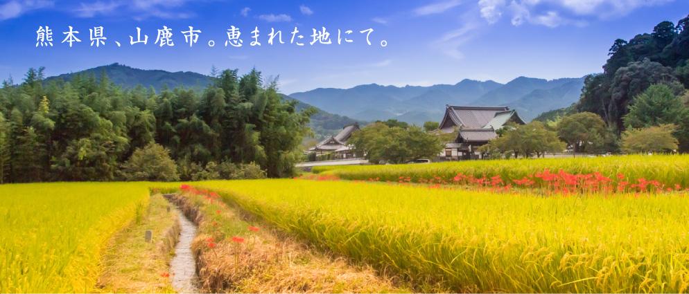 熊本県山鹿市