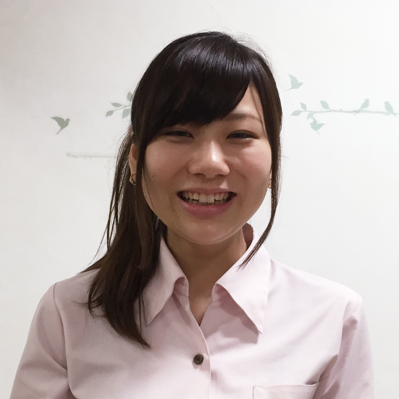 ペピカ伊勢丹松戸店 岡永 絵里香