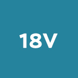 リチウムイオンバッテリー18Vシリーズ
