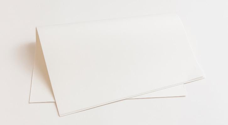 和紙で包む