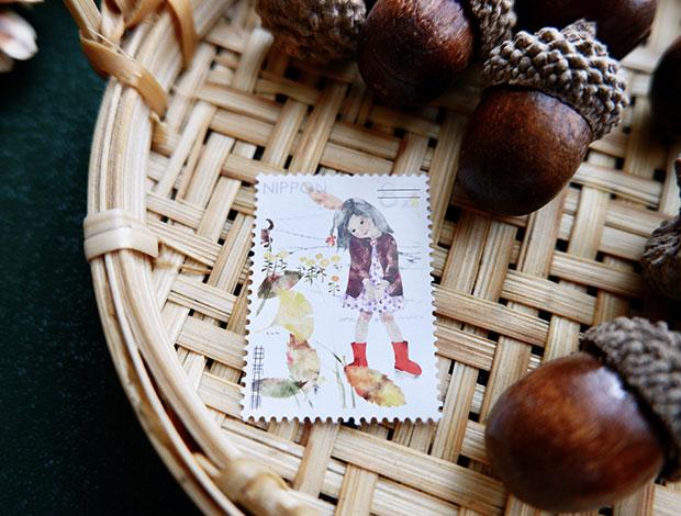 童話のノルタルジーシリーズ切手