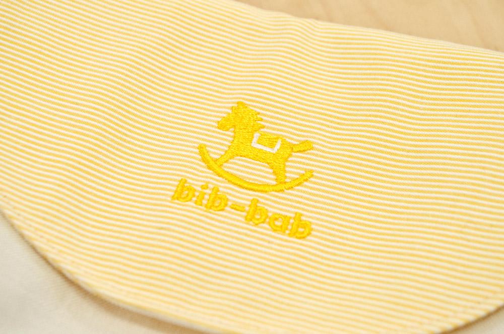 ポシェット(木馬・ピンク)ー木馬の刺繍