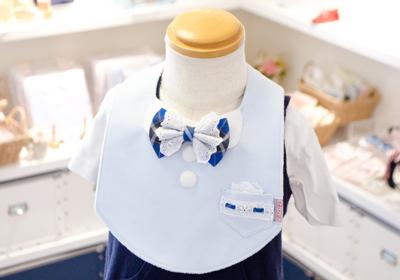 神戸タータン、女の子用スタイ