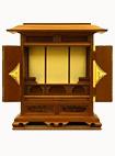 厨子型仏壇