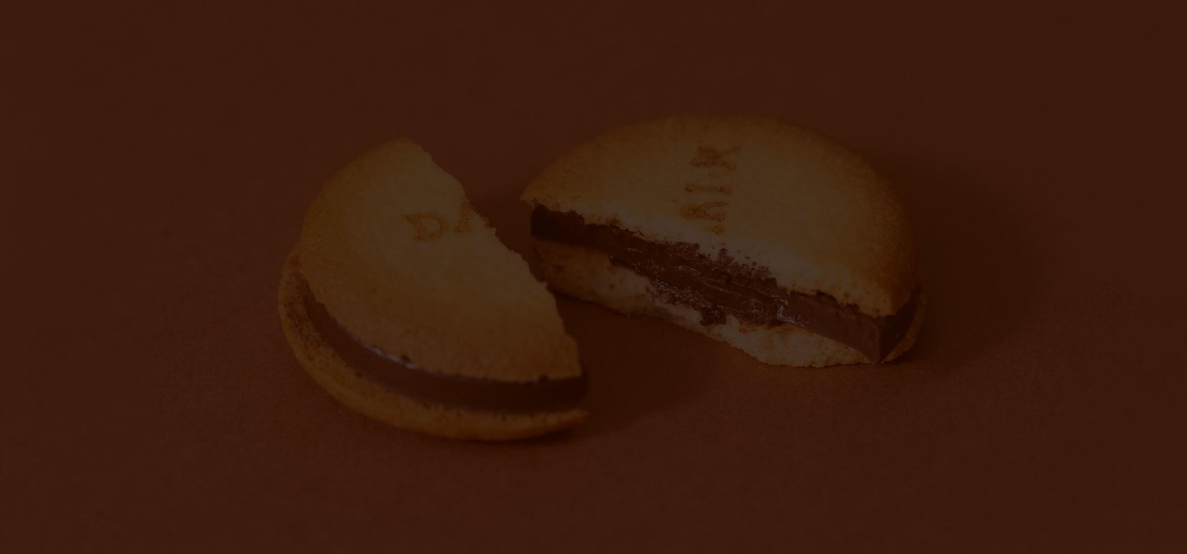Dari K(ダリケー)の定番の商品「カカオサンドクッキー」