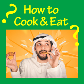 How to Cook&Eat