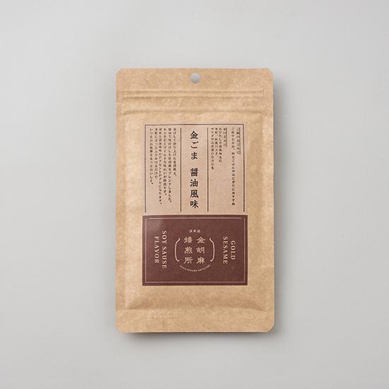 金ごま醤油風味 60g