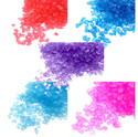 ガラスカレット4色アソート3g*4レジン素材材料
