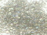 極小オーロラの粒しゃぼん玉10g1mm~3mmガラス玉レジンパーツ封入アクセサリーパーツ
