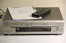 8mm/VHSデッキ