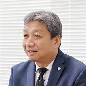 東浅井商工会 会長 押谷小助