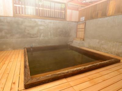 塚原温泉内風呂