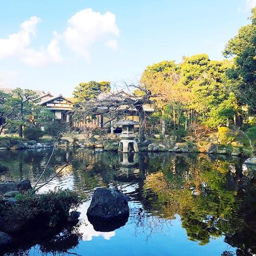 静岡県 佐野美術館