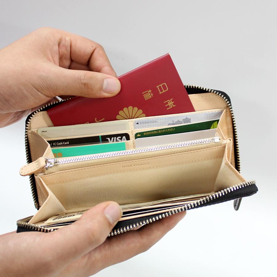 コードバンRF長財布