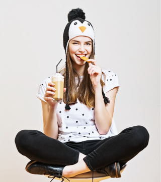 ペンギンタイプ 女性 ダイエット