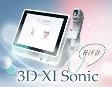 3D XI Sonic(3Dイレブンソニック)
