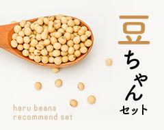 豆ちゃんセット