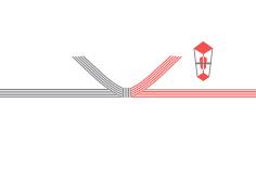 ③ 紅白結び切り(5本)