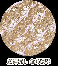 桜と和帯金
