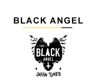 エメリーサーフボード BLACK ANGEL モデル