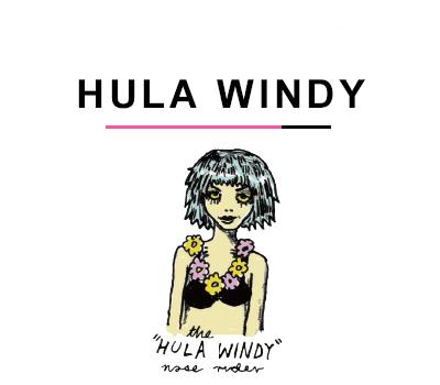 バンパイレーツサーフボード HULA WINDY モデル