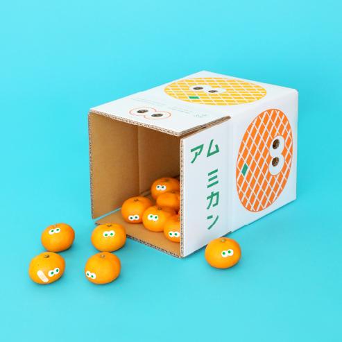 キヨミオレンジの柑橘ジュース
