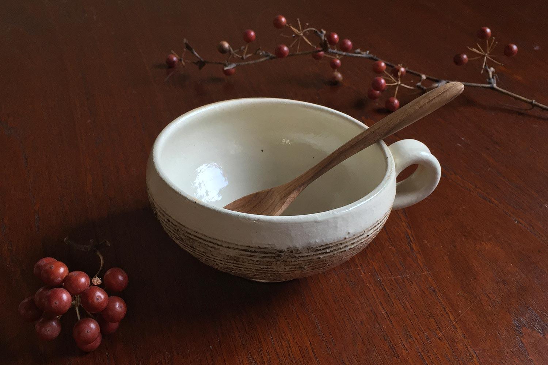 古谷浩一,スープカップ