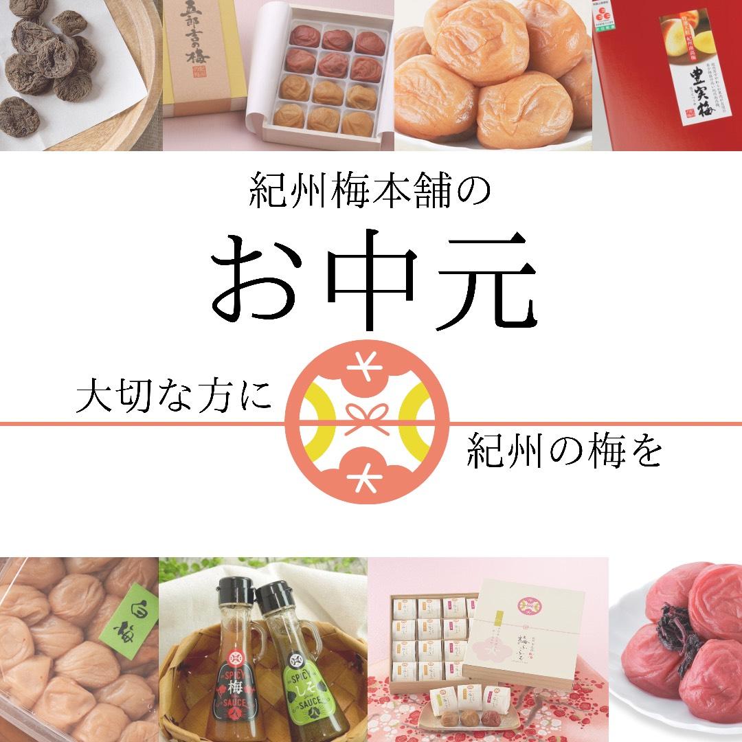 紀州梅本舗のお中元