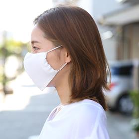 丹後ちりめん抗菌マスク