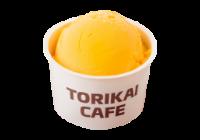 クラフトアイスクリーム 『とろけるマンゴーソルベ』の画像