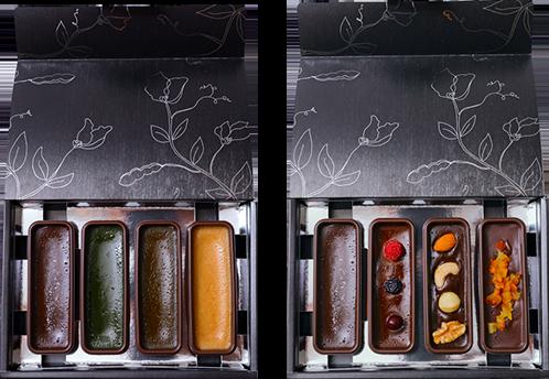 TORIKAI CAFE SOY CHOCOLAT 8種類セット(45g×8本)