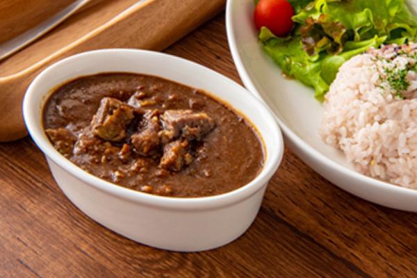 伊万里牛のトロ肉カレー