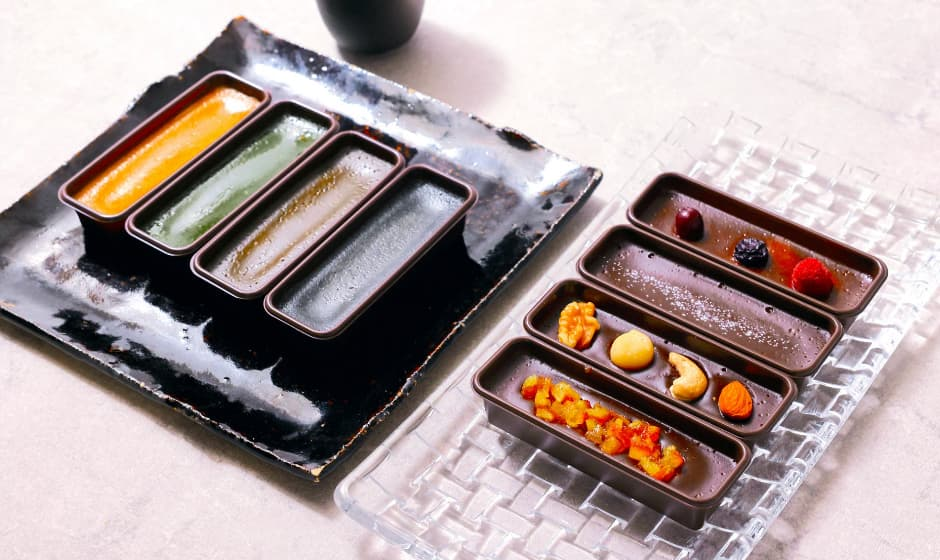 濃厚豆乳 生ガトーショコラ 8種類セット(45g☓8本)