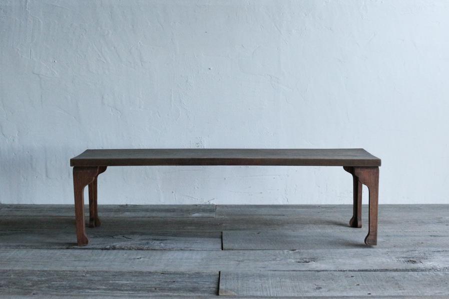 3人がけのソファに合うサイズのコーヒーテーブル