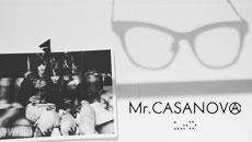 Mr.CASANOVA ミスターカサノバ