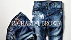 RICHARD J. BROWN リチャードジェイブラウン