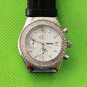 1点目フォリフォリ腕時計の電池交換