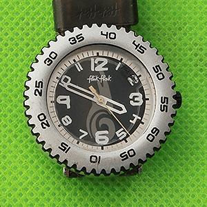 フリックフラック腕時計の電池交換