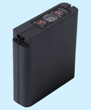 BTUL1大容量バッテリーの画像。