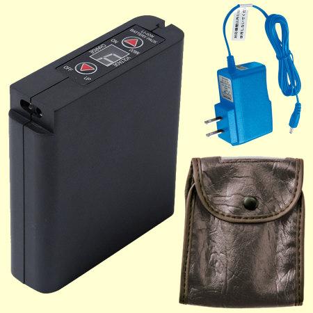 LI-ULTRA1大容量バッテリーセットの画像。