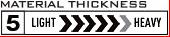 9079Rレディースカーゴパンツの画像