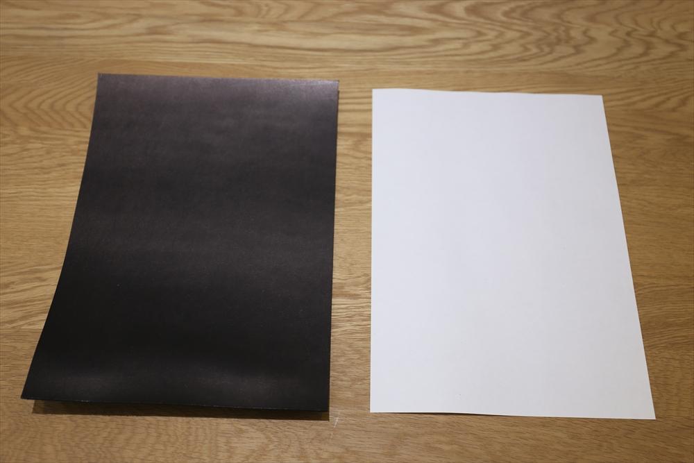 S103_本ヌメ革染_A4サイズ__サイズ比較_黒.JPG|革販売の和乃革
