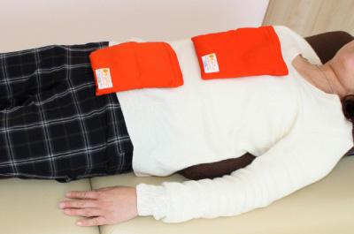 ホットパック(温熱療法)の効果的な使い方