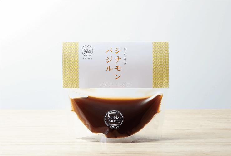 ピクルスパック/シナモンバジル