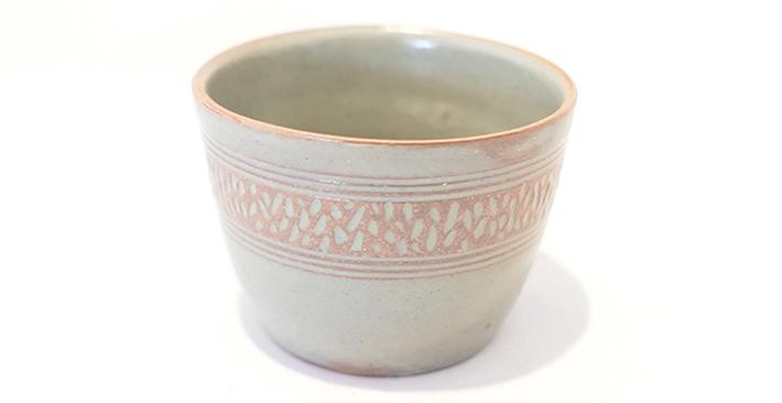 京野桂そば猪口/フリーカップ